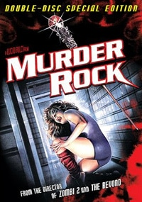 Murder Rock DVD review (click to see it bigger!)