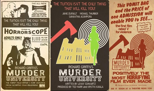 Scorpio Film Releasing Wants You to Attend Murder University