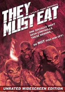 Tommy Brunswick's They Must Eat on DVD this December