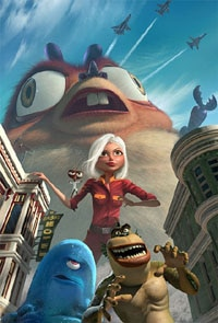 Monsters vs. Aliens coming soon! (click for larger image)