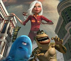 First Monsters Vs. Aliens trailer!