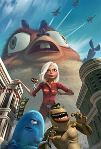 Monsters Vs. Aliens new pic!