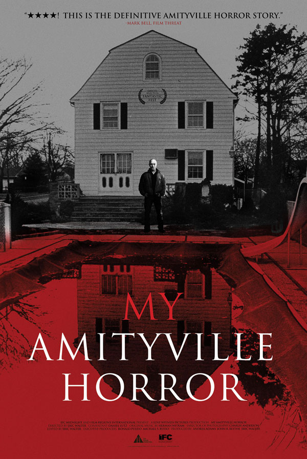 New My Amityville Horror Poster Ready to Haunt You