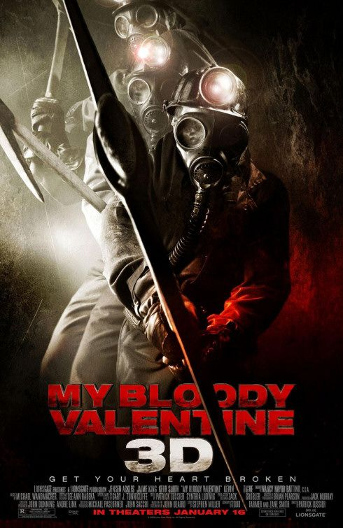 Final poster for My  Bloody Valentine!