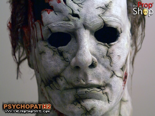 The new Myers Mask from Halloween 2?