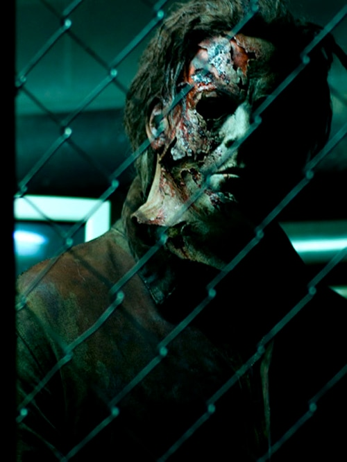 Tyler Mane as Michael Myers in Rob Zombie's Halloween 2