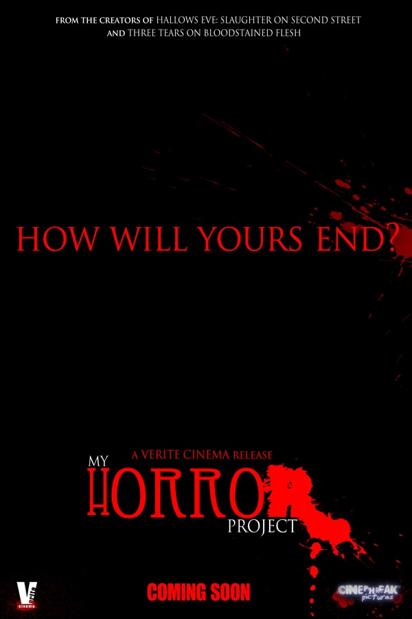 My Horror Project Teaser Trailer Now Online