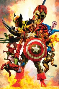 Marvel Zombies Return(click for a better look!