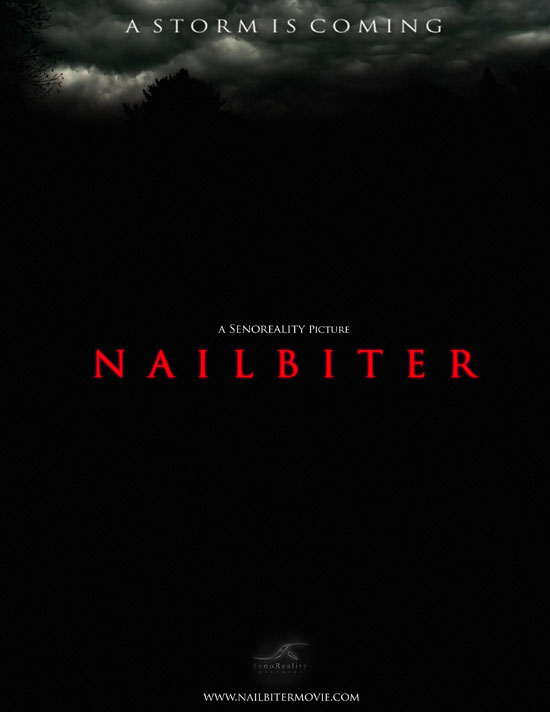nailbiterposter - It's a Wrap for Patrick Rea's Nailbiter; New Still Released