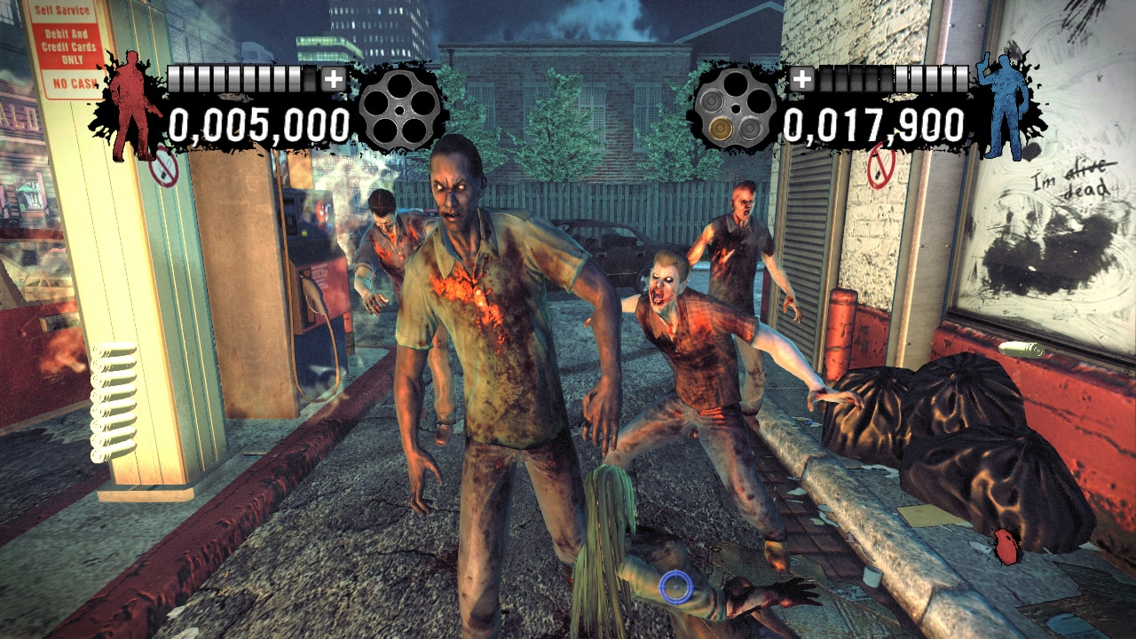 naked2 - House of the Dead: Overkill Extended Cut Unleashes The Naked Terror