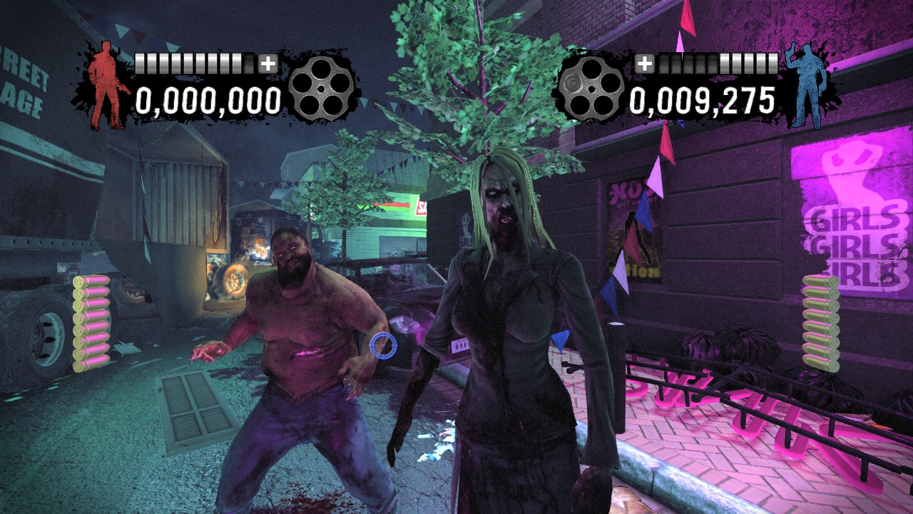 naked3 - House of the Dead: Overkill Extended Cut Unleashes The Naked Terror