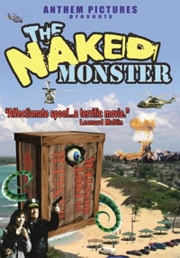 The Naked Monster DVD review!