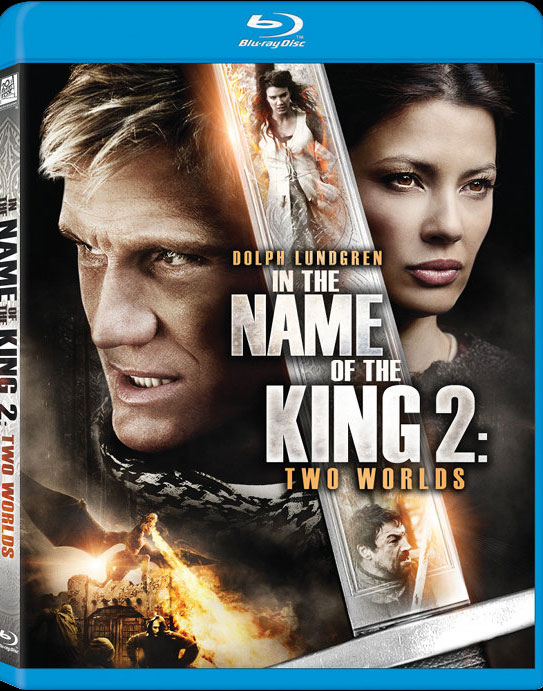 Artwork and More Details for In the Name of the King 2: Two Worlds Blu-ray and DVD