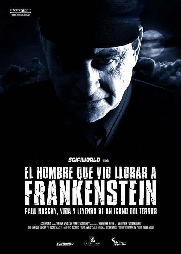Paul Naschy Documentary The Man Who Saw Frankenstein Cry Coming This Fall