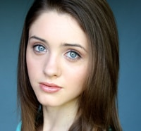 Hannah Montana's Natalia Dyer on Her Way to the Healer