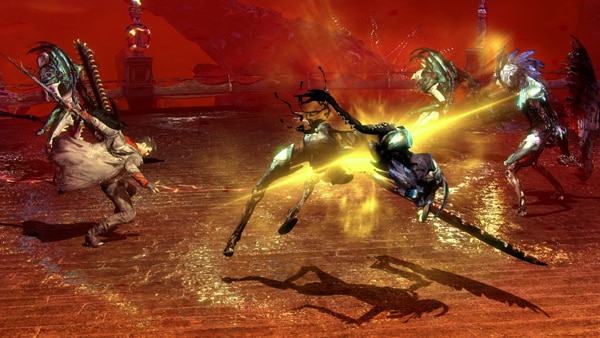 Bloody Palace Screenshots Released for DmC: Devil May Cry