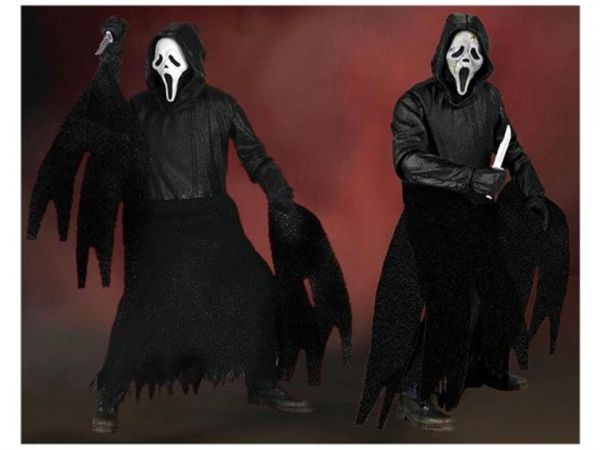 NECA Bringing Two Versions of Ghostface Figures Based on Scream 4