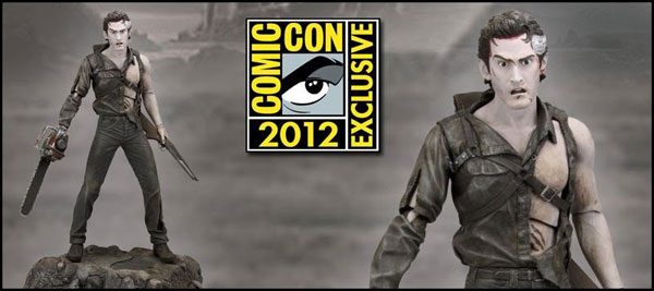 San Diego Comic-Con 2012: NECA Reveals Three SDCC Exclusives - Hero from the Sky Ash