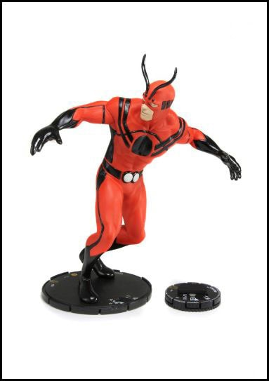 San Diego Comic-Con 2012: NECA Reveals Three SDCC Exclusives - Marvel HeroClix Giant-Man and Invisible Ant-Man