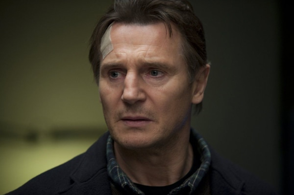 Liam Neeson is an Unknown White Male