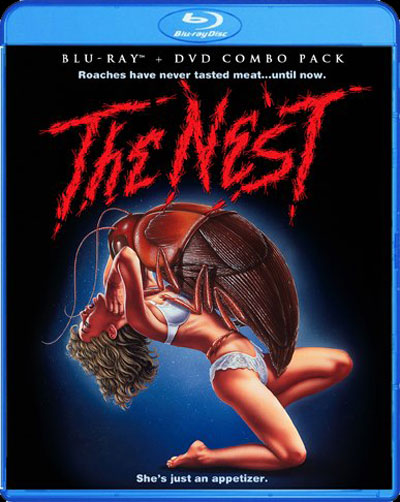 nestblu - More Updates from Scream Factory: Blu-ray Artwork for The Nest & Deadly Blessing; Prison Announced for 2013
