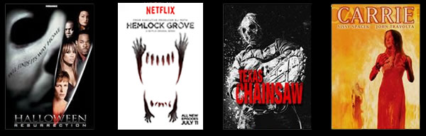 Netflix Fires Up the Horror This 4th of July!
