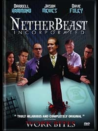 Netherbeast Incorporated DVD