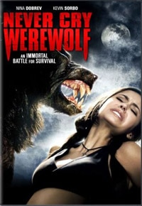 Never Cry Werewolf DVD review (click for larger image)