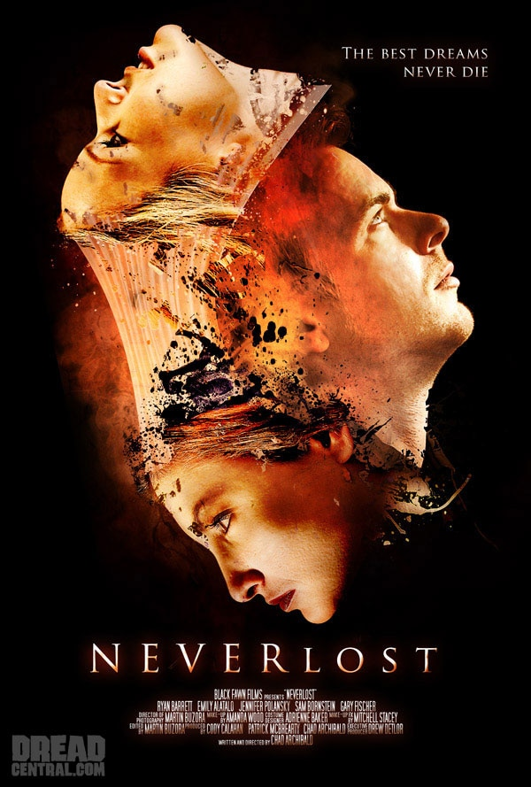 Fantasia 2010: New Stills and One-Sheet - Neverlost