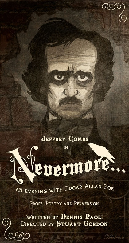 Nevermore Starring Combs as Poe Extends Run