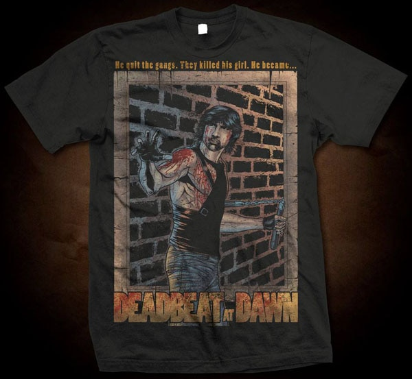 Rotten Cotton and Fright Rags Team-Up For Incredible October T-Shirts