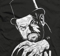Rotten Cotton and Fright Rags Team Up for Incredible October T-Shirts