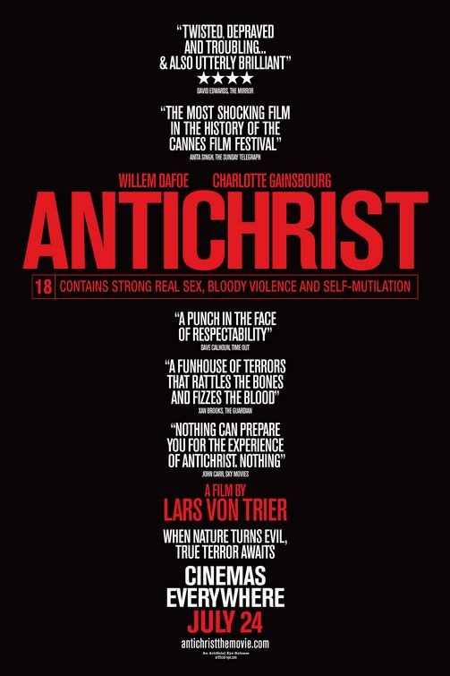 Antichrist's UK Poster