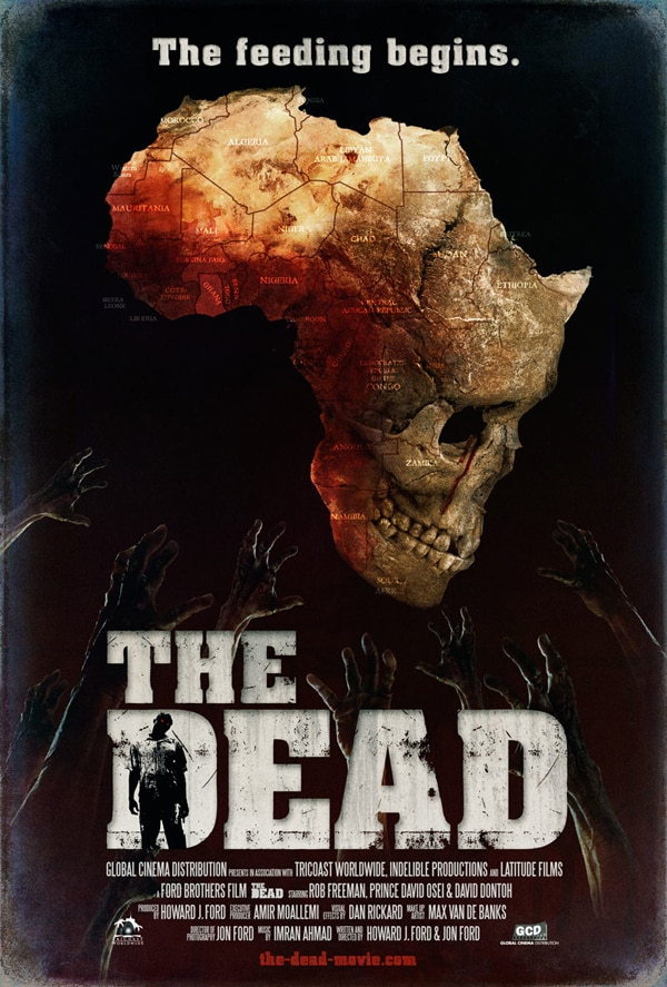 The Motherland is Dying in Latest One-Sheet for The Dead