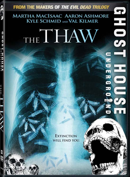 Lionsgate Unveils Second Batch of Ghost House Underground Titles