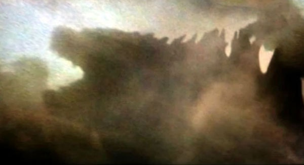 San Diego Comic-Con 2012: A Glimpse of the New Godzilla! See it NOW! (click for larger image)