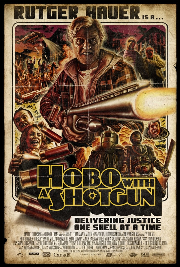 SXSW 2011: Exclusive - Jason Eisner Gives Update on His Next Project and Hobo with a Shotgun Spin-Off