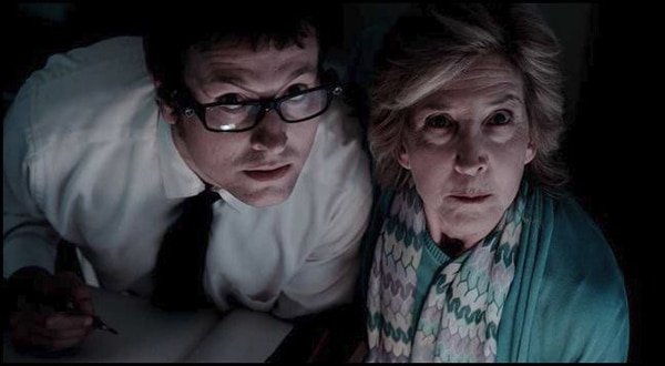 New Insidious Stills and One-Sheet to Haunt Your Monitor!
