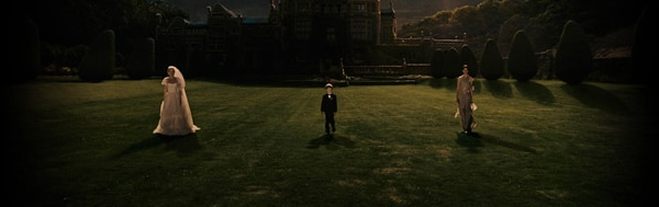 First Melancholia Clip Showers Us in Sunshine and Warmth (click for larger image)