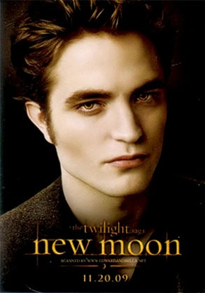 One of Two New Moon Posters