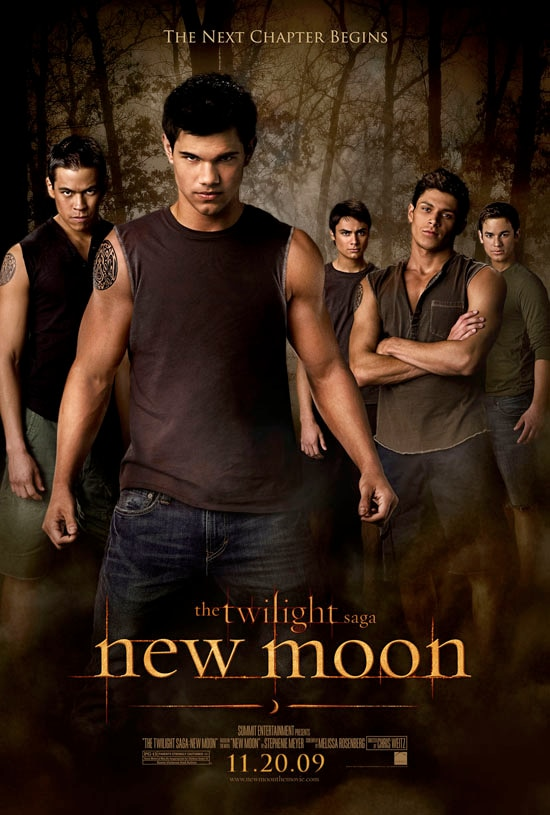 The New Moon Wolfpack Banner