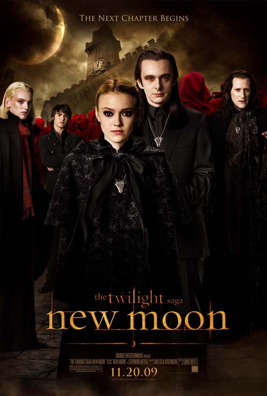 The New Moon Volturi Banner