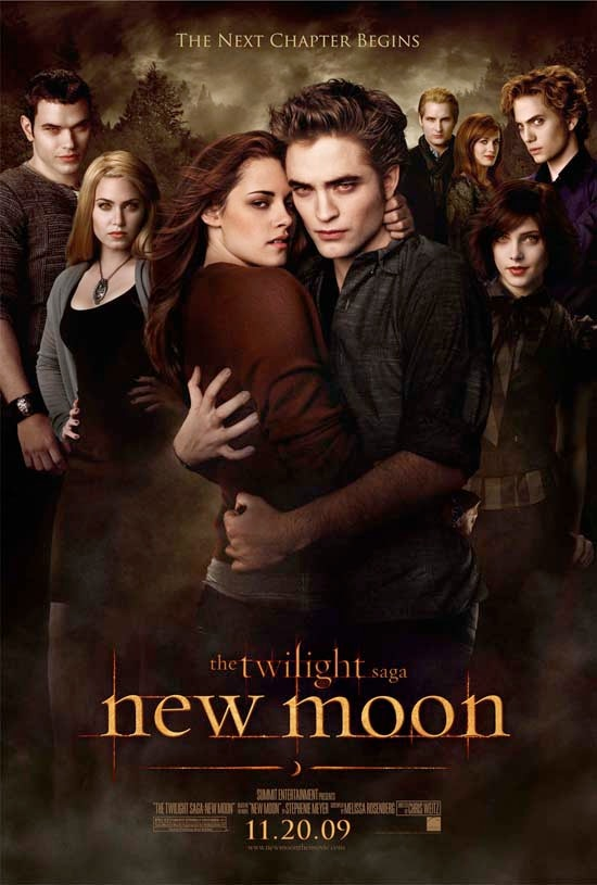 The New Moon Cullen Banner