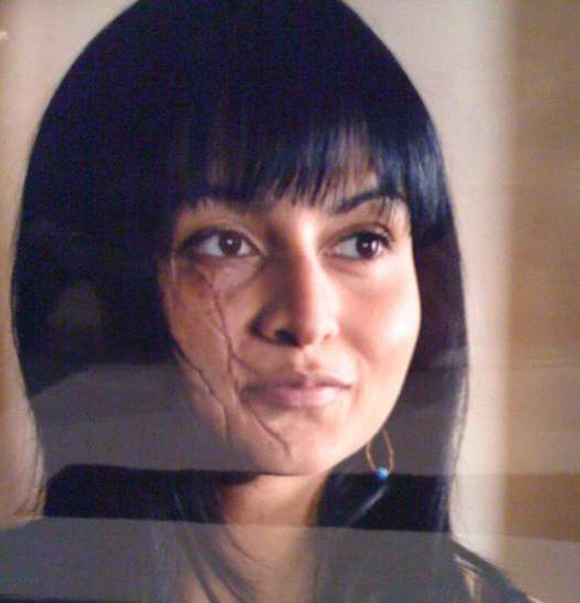 Tinsel Korey as Emily Young in New Moon