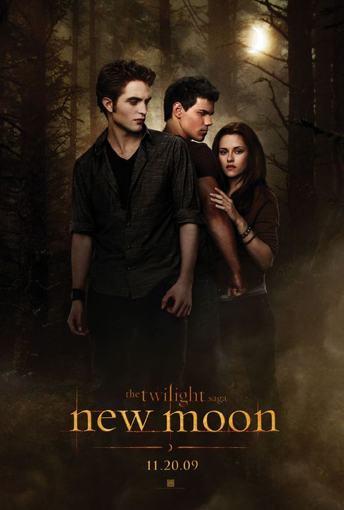 New Moon One-Sheet