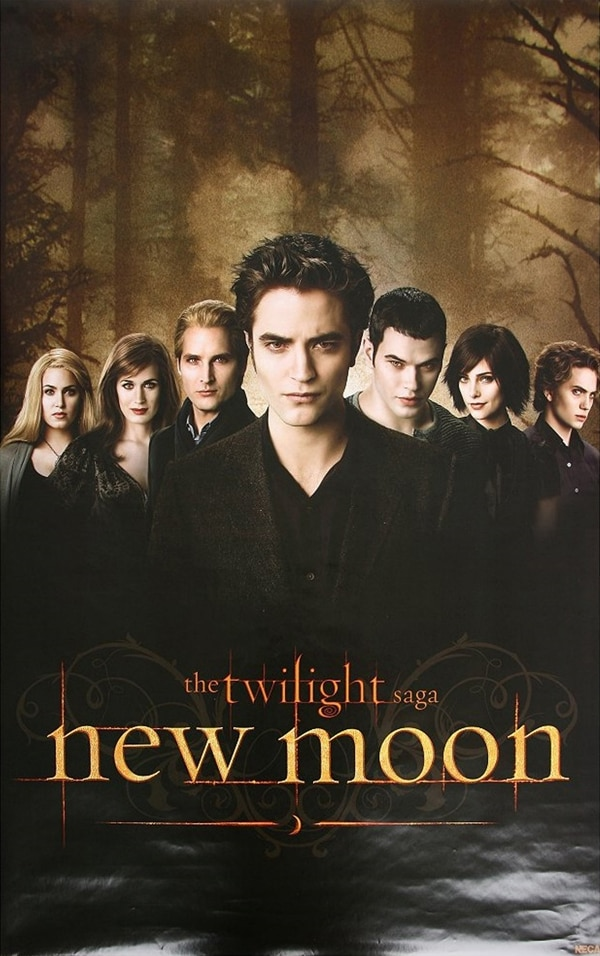 Two New Posters: The Twilight Saga: New Moon