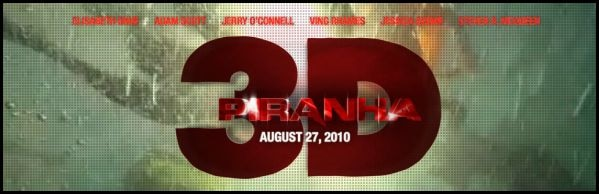New Piranha 3D Website For You to Nibble On