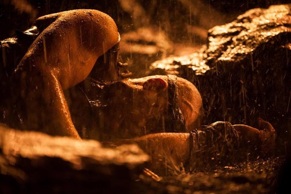 newrid - New Riddick Image Is Down for the Count
