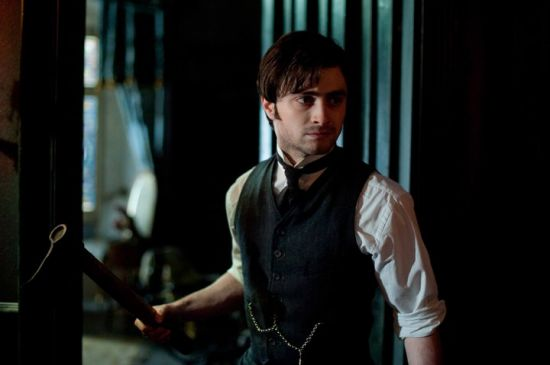 New Image of Daniel Radcliffe in The Woman in Black!