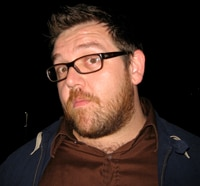 Nick Frost to Direct Horror Short